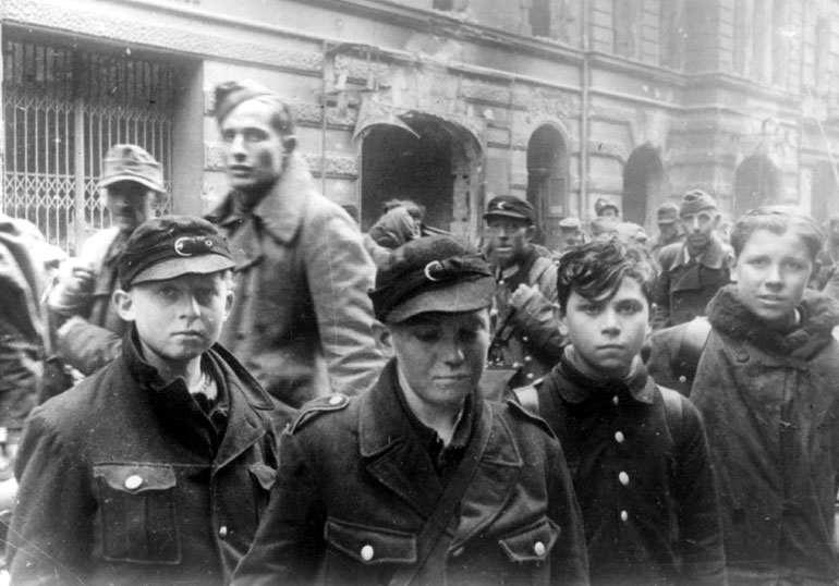 BERLIN. 1945 File