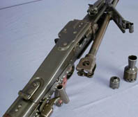 the MG42 machine gun